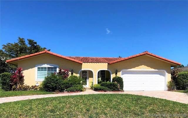 9095 NW 24th Ct, Coral Springs, FL 33065 (MLS #A10932778) :: Miami Villa Group