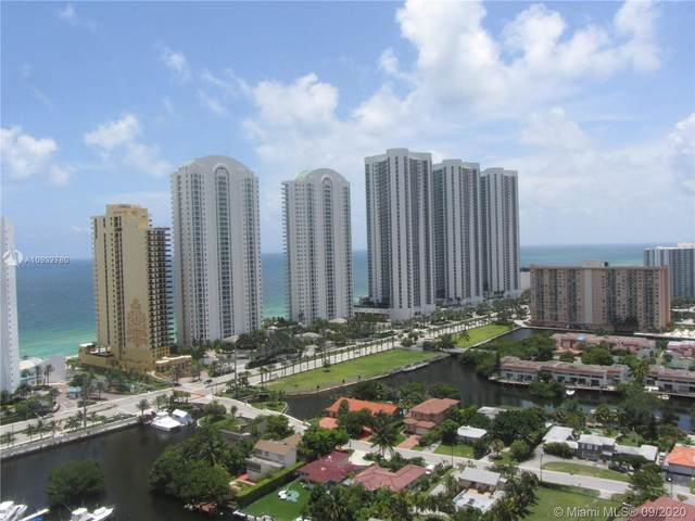 16500 Collins Ave #2551, Sunny Isles Beach, FL 33160 (MLS #A10932780) :: Miami Villa Group