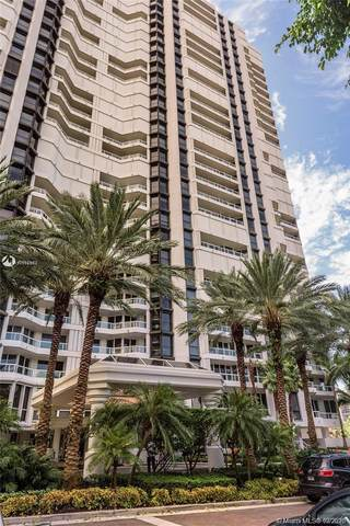21055 Yacht Club Dr #701, Aventura, FL 33180 (MLS #A10932863) :: Green Realty Properties