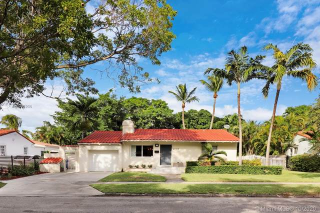 435 SW 28th Rd, Miami, FL 33129 (MLS #A10932906) :: Berkshire Hathaway HomeServices EWM Realty
