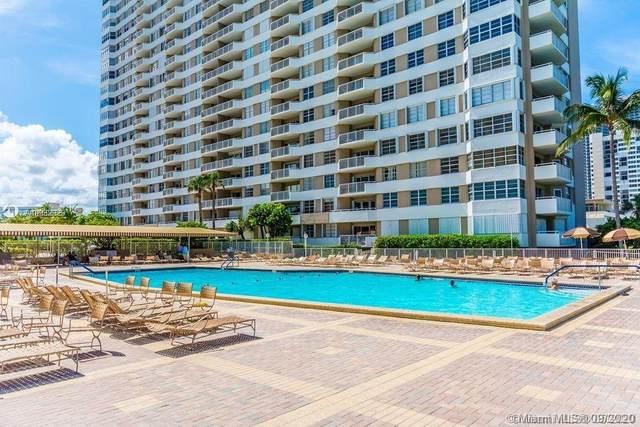 1965 S Ocean Dr 2H, Hallandale Beach, FL 33009 (MLS #A10932929) :: Carole Smith Real Estate Team