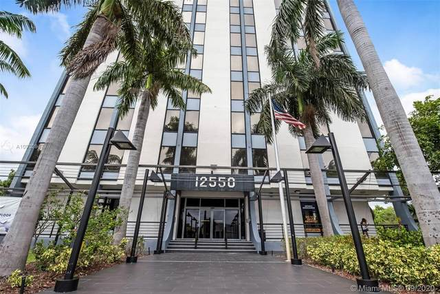 12550 Biscayne Blvd #607, North Miami, FL 33181 (MLS #A10932947) :: The Jack Coden Group
