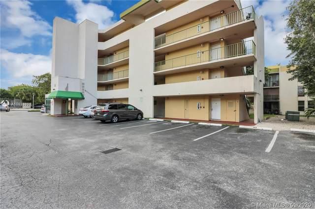 8840 Fontainebleau Blvd #304, Miami, FL 33172 (MLS #A10933102) :: Berkshire Hathaway HomeServices EWM Realty