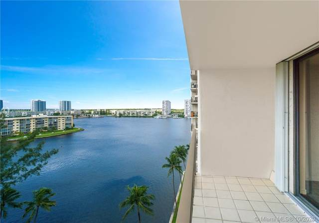 18151 NE 31st Ct #1007, Aventura, FL 33160 (MLS #A10933144) :: ONE Sotheby's International Realty