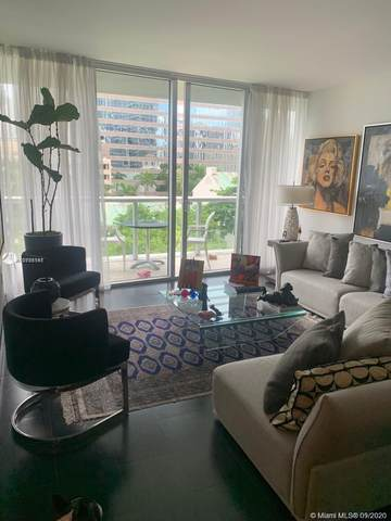 495 Brickell Ave #611, Miami, FL 33131 (MLS #A10933147) :: Re/Max PowerPro Realty