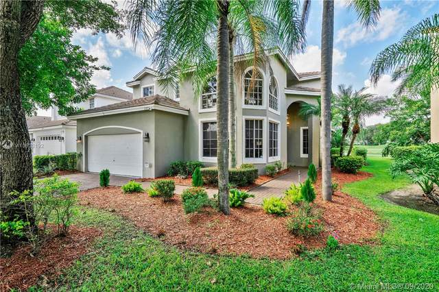 11971 Glenmore Dr, Coral Springs, FL 33071 (MLS #A10933192) :: Carole Smith Real Estate Team