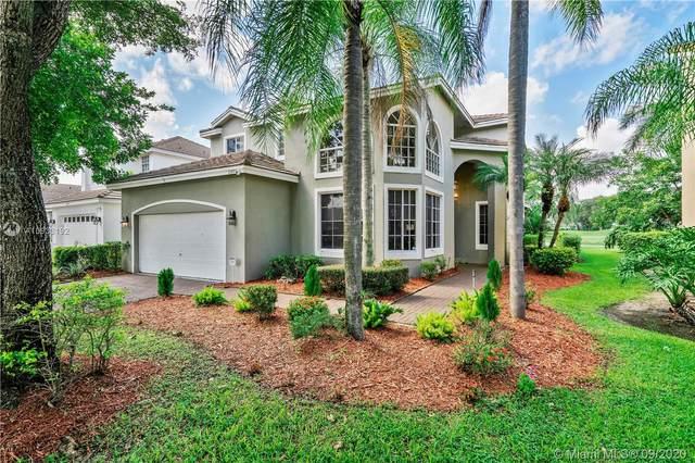 11971 Glenmore Dr, Coral Springs, FL 33071 (MLS #A10933192) :: Albert Garcia Team
