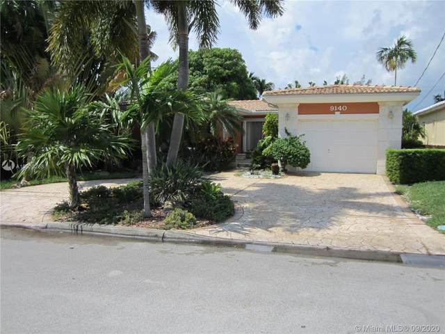 9140 Abbott Ave, Surfside, FL 33154 (MLS #A10933268) :: THE BANNON GROUP at RE/MAX CONSULTANTS REALTY I