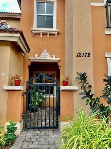 12172 SW 27th St #1105, Miramar, FL 33025 (MLS #A10933291) :: ONE Sotheby's International Realty
