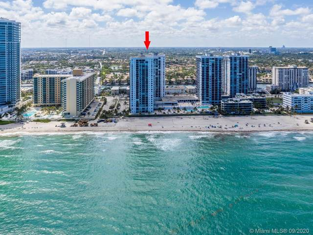 2301 S Ocean Dr Ph A1-2801, Hollywood, FL 33019 (MLS #A10933372) :: Lifestyle International Realty