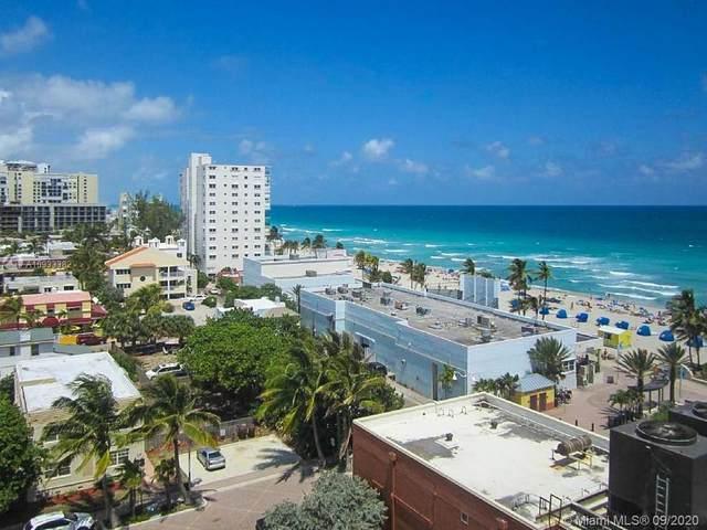 101 N Ocean Dr #783, Hollywood, FL 33019 (MLS #A10933382) :: Patty Accorto Team