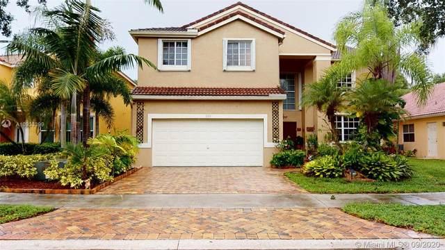 533 Slippery Rock Rd, Weston, FL 33327 (MLS #A10933399) :: The Paiz Group