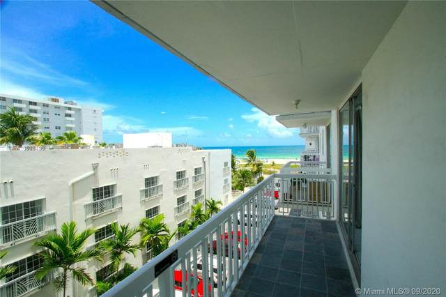 401 Ocean Dr #525, Miami Beach, FL 33139 (MLS #A10933496) :: The Paiz Group