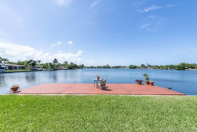 2465 NE 209th Ter, Miami, FL 33180 (MLS #A10933535) :: Green Realty Properties