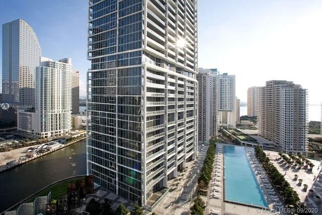 465 Brickell Ave #2206, Miami, FL 33131 (MLS #A10933543) :: Patty Accorto Team