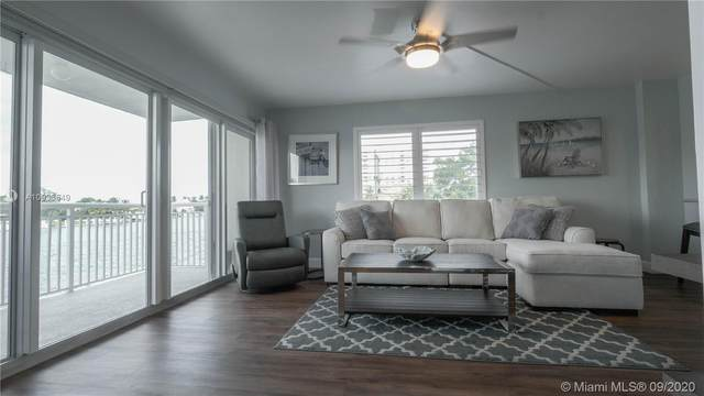 2611 N Riverside Dr #208, Pompano Beach, FL 33062 (MLS #A10933549) :: Patty Accorto Team