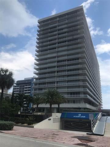 4020 Galt Ocean Dr #202, Fort Lauderdale, FL 33308 (MLS #A10933629) :: Green Realty Properties