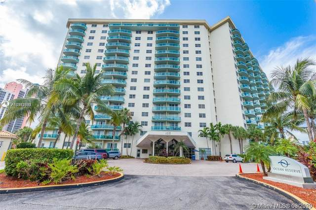 19370 Collins Ave #222, Sunny Isles Beach, FL 33160 (MLS #A10933693) :: Jo-Ann Forster Team