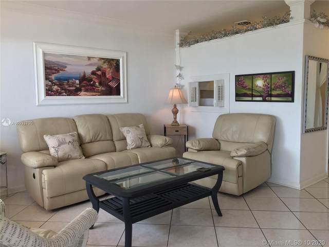 725 SW 11th Ave 18F, Hallandale Beach, FL 33009 (MLS #A10933700) :: GK Realty Group LLC