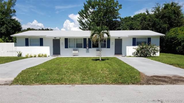 1205 NE 117 ST, Miami, FL 33161 (MLS #A10933743) :: Berkshire Hathaway HomeServices EWM Realty