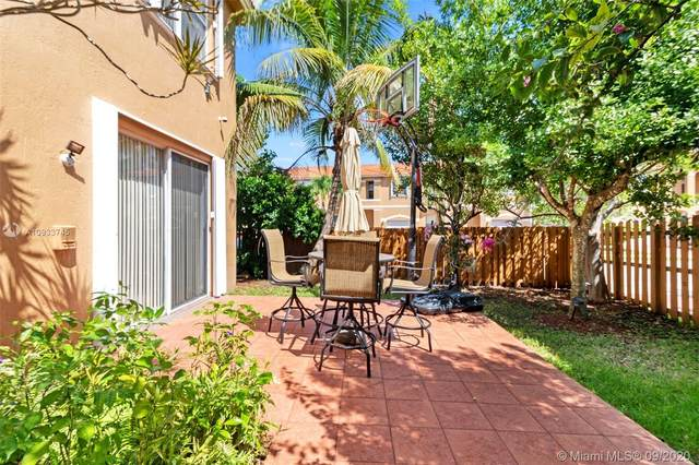 895 NW 135th Ter #895, Pembroke Pines, FL 33028 (MLS #A10933745) :: Ray De Leon with One Sotheby's International Realty