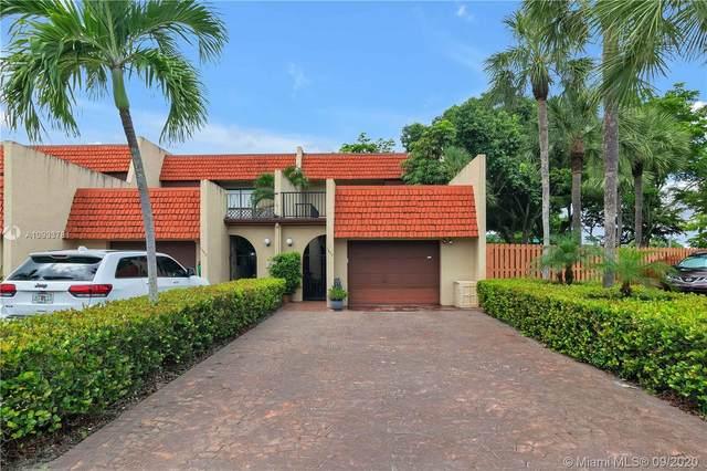 1600 Rue Vendome 7A, Pembroke Pines, FL 33026 (MLS #A10933781) :: Green Realty Properties