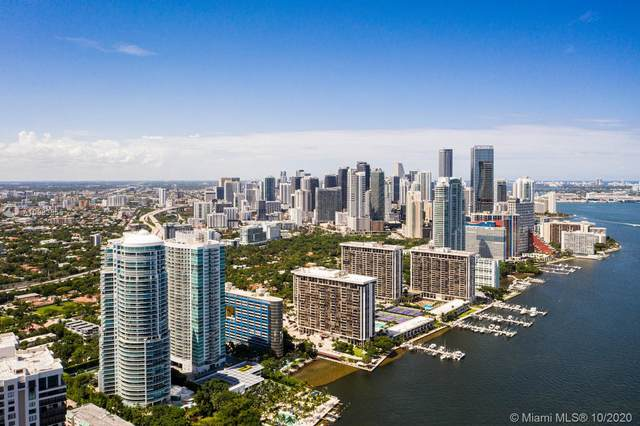 2127 Brickell Ave #1002, Miami, FL 33129 (MLS #A10933855) :: The Pearl Realty Group