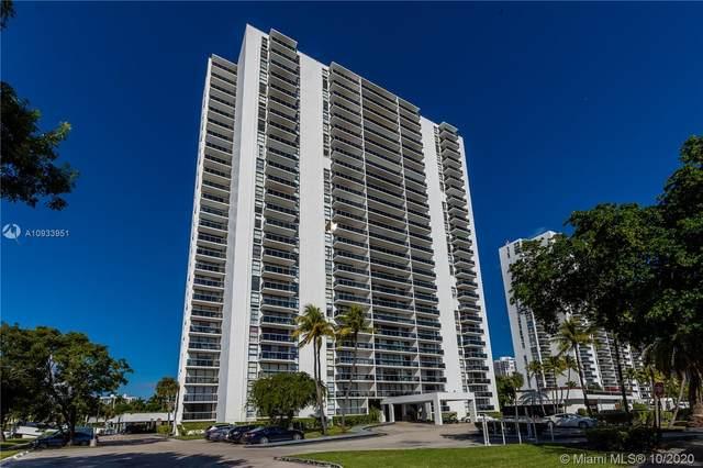 3625 N Country Club Dr #1503, Aventura, FL 33180 (MLS #A10933951) :: Berkshire Hathaway HomeServices EWM Realty