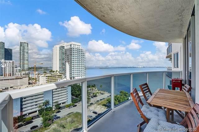 601 NE 23rd St #1706, Miami, FL 33137 (MLS #A10933991) :: Berkshire Hathaway HomeServices EWM Realty