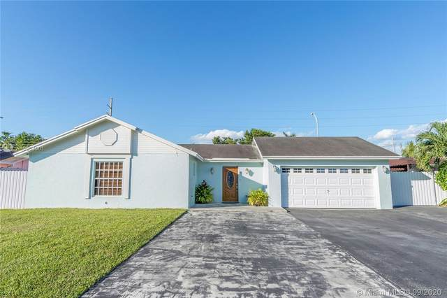 14225 SW 152nd Ter, Miami, FL 33177 (MLS #A10934001) :: The Jack Coden Group