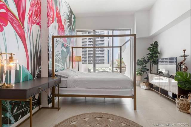1750 N Bayshore Dr #1108, Miami, FL 33132 (MLS #A10934041) :: Berkshire Hathaway HomeServices EWM Realty