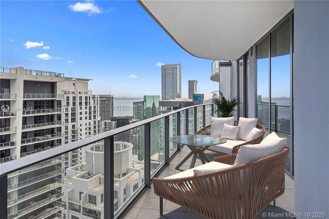1000 Brickell Plz #4915, Miami, FL 33131 (MLS #A10934062) :: The Pearl Realty Group