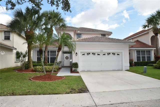 7650 NW 29th St, Margate, FL 33063 (MLS #A10934074) :: Berkshire Hathaway HomeServices EWM Realty