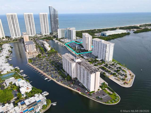 300 Bayview Dr #1409, Sunny Isles Beach, FL 33160 (MLS #A10934090) :: The Teri Arbogast Team at Keller Williams Partners SW