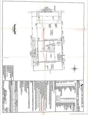 615 NE 83rd Ln, Miami, FL 33138 (MLS #A10934093) :: Berkshire Hathaway HomeServices EWM Realty