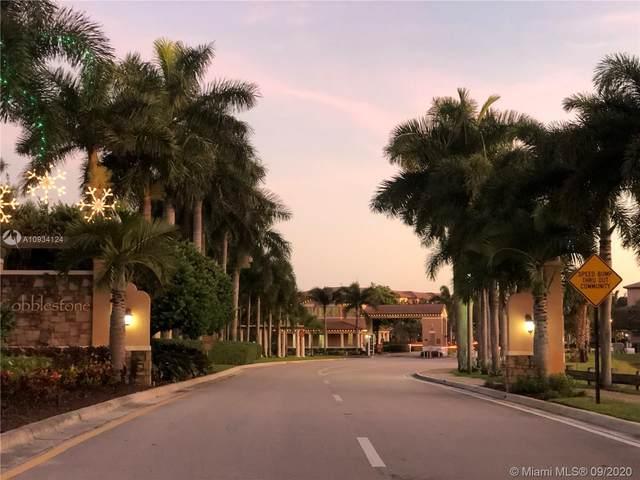 14661 SW 9th St #1809, Pembroke Pines, FL 33027 (MLS #A10934124) :: Green Realty Properties