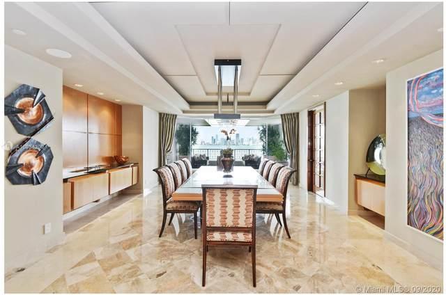 5284 Fisher Island Dr #5284, Miami Beach, FL 33109 (MLS #A10934209) :: Green Realty Properties