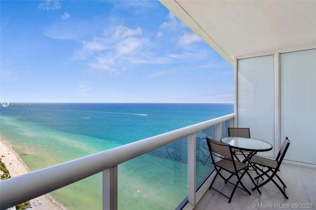 1830 S Ocean Dr #4612, Hallandale Beach, FL 33009 (MLS #A10934215) :: The Howland Group