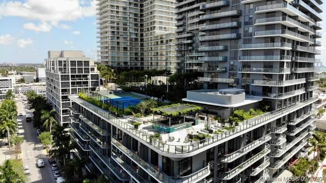 121 NE 34th St #806, Miami, FL 33137 (MLS #A10934255) :: Castelli Real Estate Services