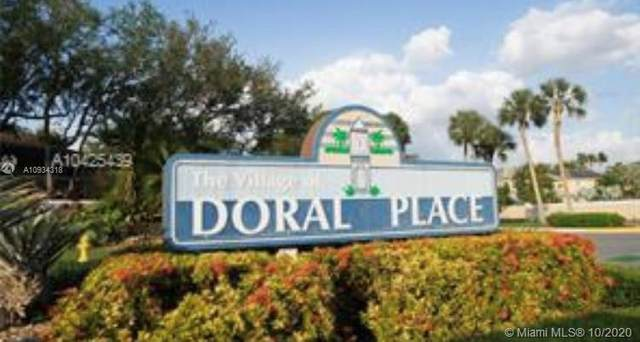 4770 NW 102nd Ave 103-19, Doral, FL 33178 (MLS #A10934318) :: Ray De Leon with One Sotheby's International Realty