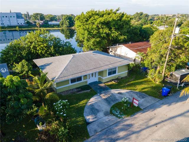 6160 SW 19th St, North Lauderdale, FL 33068 (MLS #A10934343) :: Green Realty Properties