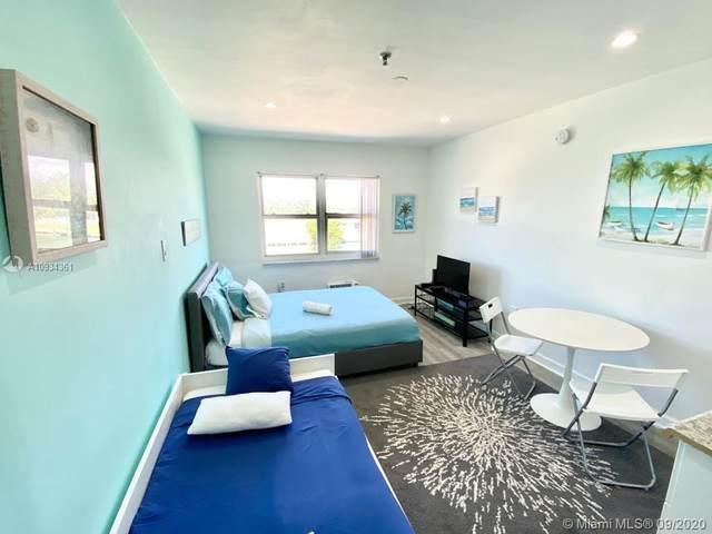3801 Indian Creek Dr #303, Miami Beach, FL 33140 (MLS #A10934361) :: Green Realty Properties