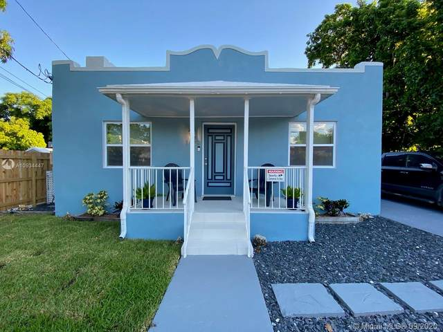 1129 NW 30th St, Miami, FL 33127 (MLS #A10934447) :: Berkshire Hathaway HomeServices EWM Realty