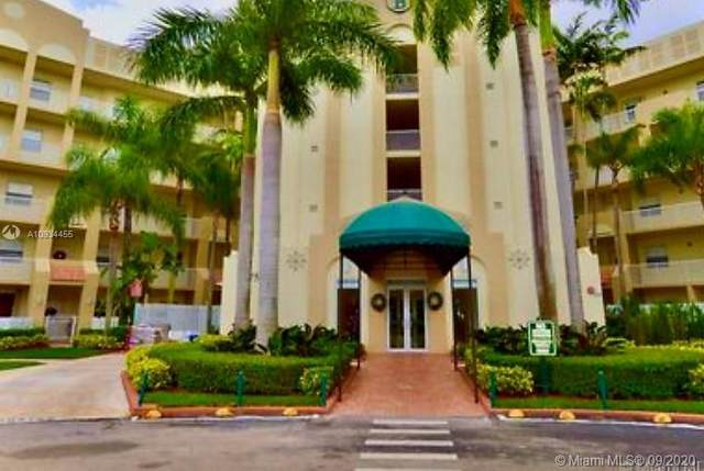 10730 NW 66th St #401, Doral, FL 33178 (MLS #A10934455) :: The Pearl Realty Group