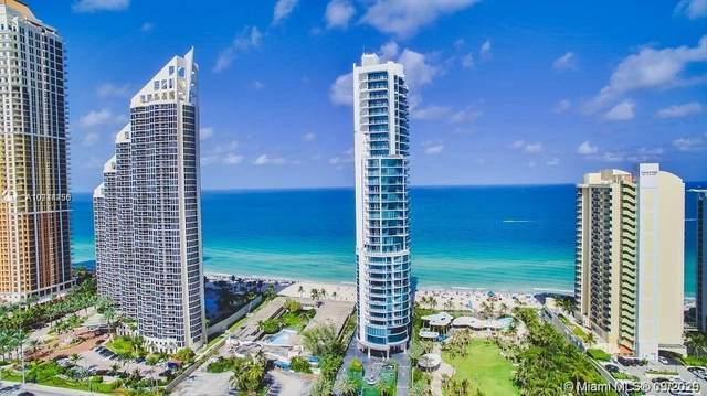 17475 Collins Ave #1004, Sunny Isles Beach, FL 33160 (MLS #A10934456) :: Berkshire Hathaway HomeServices EWM Realty