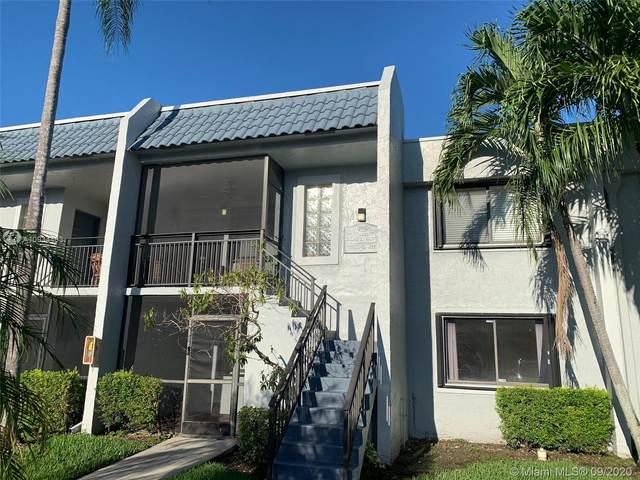 16581 Blatt Blvd #105, Weston, FL 33326 (MLS #A10934463) :: Green Realty Properties