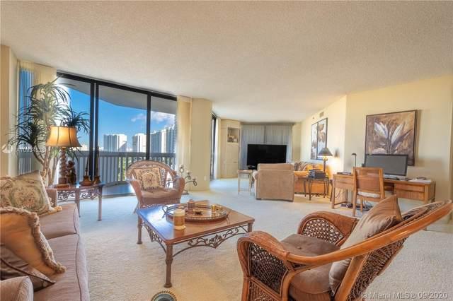 2000 Island Blvd #1209, Aventura, FL 33160 (MLS #A10934528) :: Green Realty Properties