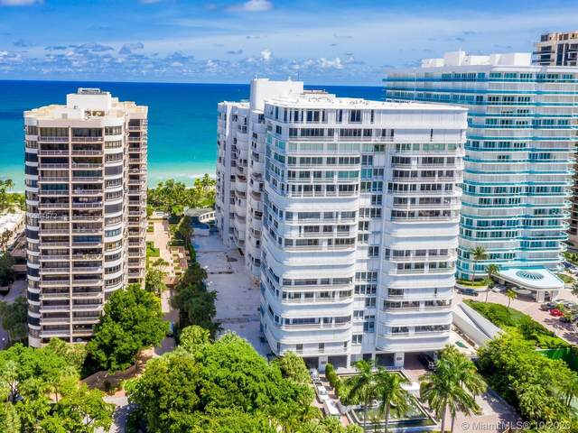 10155 Collins Ave #509, Bal Harbour, FL 33154 (MLS #A10934572) :: Carole Smith Real Estate Team