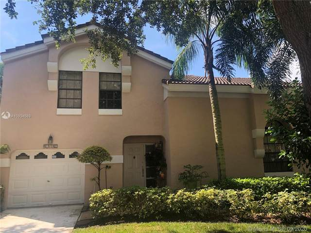 10760 NW 17th St, Plantation, FL 33322 (MLS #A10934589) :: Green Realty Properties