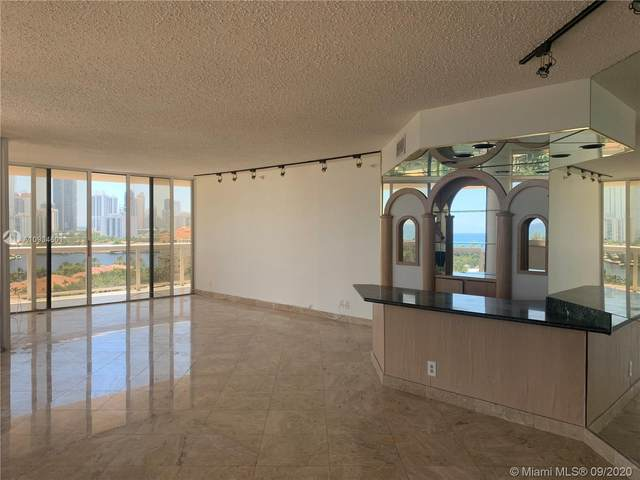 20185 E Country Club Dr #1101, Aventura, FL 33180 (MLS #A10934601) :: Green Realty Properties
